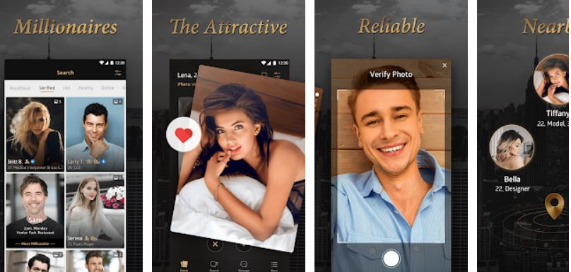luck dating app